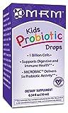 MRM Probiotic Supplement Drops, 0.34 Fluid Ounce