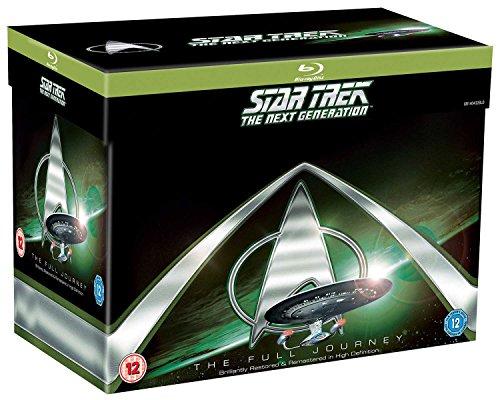 Star Trek: The Next Generation: Complete [Edizione: Regno Unito]