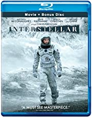 Interstellar (Movie + Bonus Disc) (2-Disc)