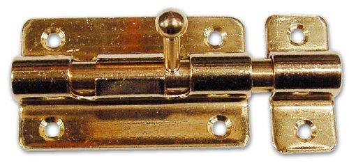 Fermoir Cannon laiton poli 100 mm Art 620 cf. 24 Pcs
