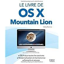 Le Livre de OS X Mountain Lion