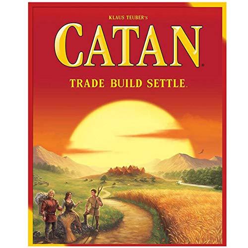 YK GAME Catan Brettspiel DREI Produkte sind verfügbar,Catan
