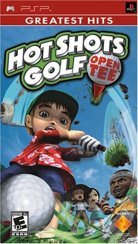 Hot Shot Golf Open Tee [US Import] (Aktion Tee)