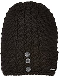 Eisbär Women's cap Adena OS Beanie, winter hat, decorative buttons