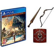 Assassins Creed Origins Limited Edition (Exclusive to Amazon.co.uk) (PS4)