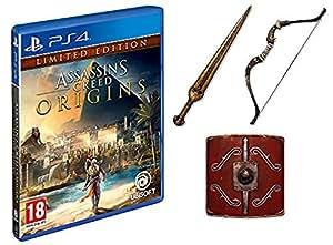Assassin's Creed Origins - Limited Edition [Esclusiva Amazon] - PlayStation 4
