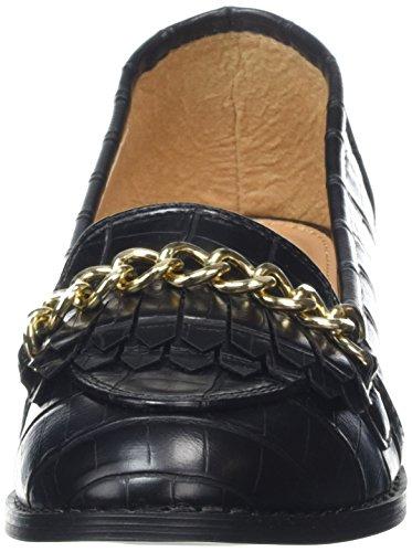 Miss KG Damen Miller Slipper Black (Black/Comb)