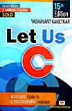 #2: Let Us C –15th Edition