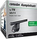 Rameder Komplettsatz, Dachträger Tema für VW Golf V (118782-04991-8)