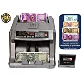 Maxsell Mx50 Smart+ Note Counting Machine (Grey)