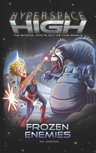 Hyperspace High: Frozen Enemies (English Edition)