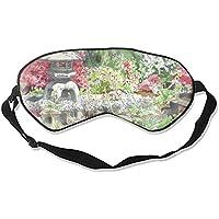 My Beautiful Garden Schlafmaske, mit reflektierendem Memory-Schaum, verstellbarer Gurt, Schlaf-/Schichtarbeit/... preisvergleich bei billige-tabletten.eu