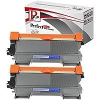 PerefctPrint - 2 Toner laser Compatibile TN2010 per Brother DCP-7055 DCP-7057 HL-2130 HL-2132 HL-2135W Stampanti, 1000 pagine -  Confronta prezzi e modelli