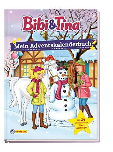 Bibi und Tina: Mein Adventskalenderbuch (Bibi & Tina)