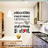 Best Kitchen Decors - A Pinch of Patience, A Dash of Kindness Review