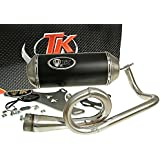 Turbo de escape Kit Gmax 4T para Kymco Agility 50, Vitality 4T