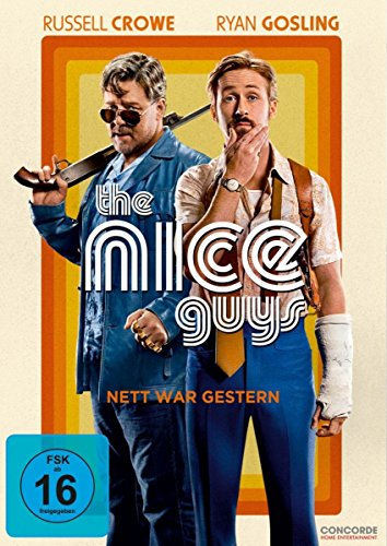 The Nice Guys Los Angeles-holly