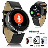Indigi® Bluetooth 4,0-SmartWatch Phone SIRI 3,0 per Apple iPhone 6 plus/6s, Android - Best Reviews Guide