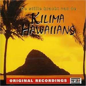 De Kilima Hawaiians* Kilima Hawaiians, The - Moonlight Over Hawaii