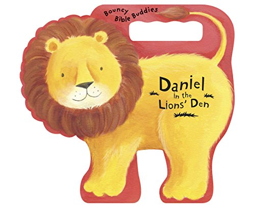 Daniel in the Lions' Den (Bouncy Bible Buddies) por Amie Carlson