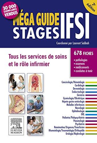 Mga Guide STAGES IFSI: Tous les services de soins et le rle infirmier