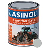 ASINOL RAL 7038 - Barniz de Resina sintética (1000 ml), Color Gris ágata