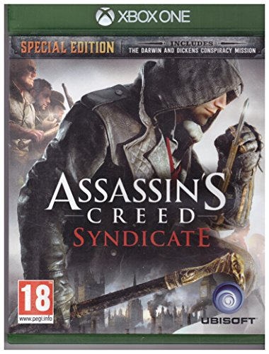 Assassins Creed Syndicate – Xbox One – Special Edition – PREOWNED 511UbEXuaCL