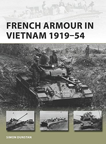 Price comparison product image French Armour in Vietnam 1945-54 (New Vanguard)