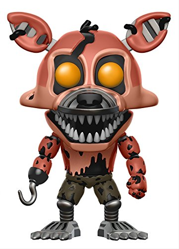 POP! Vinilo - Games FNAF Nightmare Foxy  sc 1 st  SaveMoney.es & Funko five nights at freddys the best Amazon price in SaveMoney.es