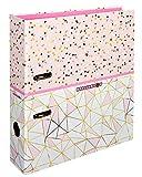 Undercover MAMO0630 Schulordner A4, Marshmallow