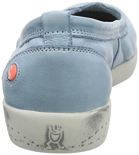Softinos P900179, Ballerine Donna Turchese (Pastel Blue)