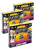 Panini Playoff NFL 2017 Trading Cards - 3 Boxen mit 10 Boostern - incl. je eine Autogramm- und Memorabilia Card