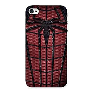 Cute Cloths and Log Back Case Cover for iPhone 4 4s