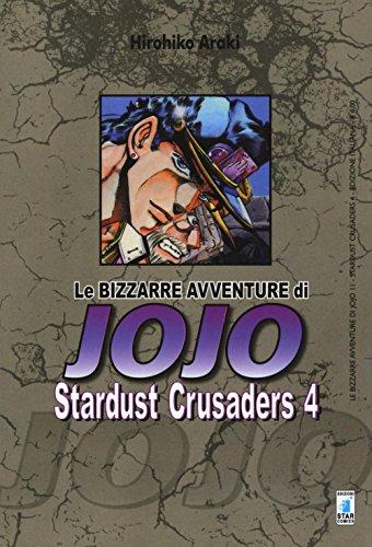 Stardust crusaders. Le bizzarre avventure di Jojo: 4
