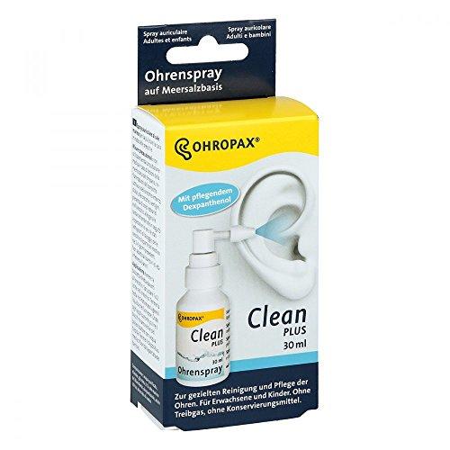 Ohropax Clean Plus Spray 30 ml