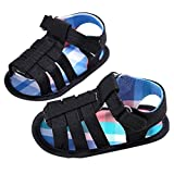 Sunward Baby Girls' Infant Soft Sole Shoes Summer Toddler Crib Sandals