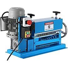 Cueffer Máquina de Pelacable Φ1.5mm ~ Φ38mm Máquina Peladora de Cables Eléctrica Wire Stripping