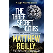 The Three Secret Cities (Jack West Series) (English Edition)