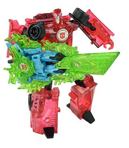 Transformers adventure TAV58 wind strike edge & sideswipe Hurricane armor Edge-hurricane