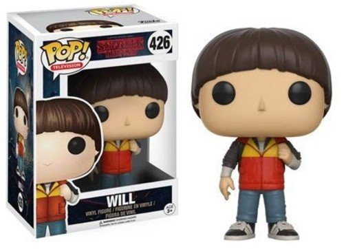 Funko Pop! - Stranger Things Will Figura de Vinilo 13325
