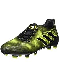 quality design ce267 d09f8 adidas Crazyquick Malice FG, Scarpe per Allenamento Calcio Uomo, Nero  (NegbasNegbasAmasol), 39…