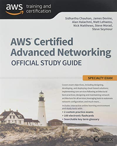 AWS Certified Advanced Networking Official Study Guide: Specialty Exam -