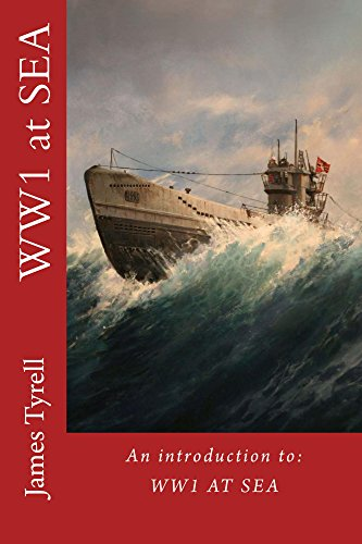 ww1-at-sea-an-introduction-to-ww1-at-sea-english-edition