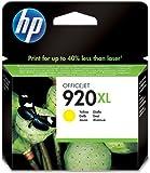 HP 920XL Gelb Original Druckerpatrone mit hoher Reichweite für HP Officejet