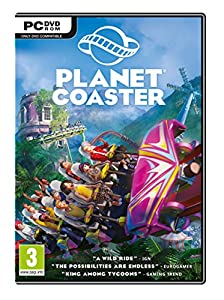 Planet Coaster (PC DVD) from Sold Out Sales Marketing Ltd