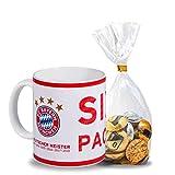 FC Bayern München Tasse Deutscher Meister 2018