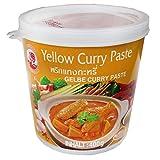 Cock Brand - Gelbe Currypaste - 400g
