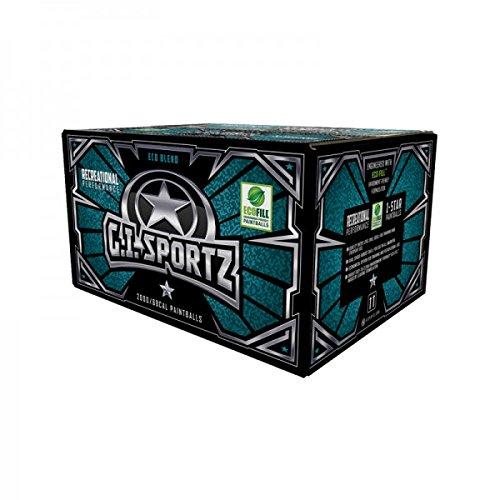 G.I. Sportz 1 Star .68 Cal 2000 Paintballs