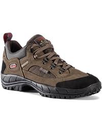 Olang Gottardo Tex, Stivali da escursionismo donna Grigio Asphalt, Grigio (Asphalt), 36 EU