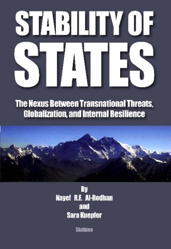 Stability of States : The Nexus between Transnational Threats, Globalization, and Internal Resilience par Nayef R. F. Al-Rodhan